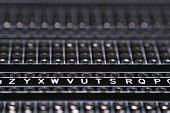 Closeup On A Pcb Board