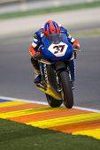 SBK Campeonato del Mundo de Superbikes - Spanish Round - Valencia 2008 en el Circuito Ricardo Tormo de Cheste - Diego Lozano Ortiz