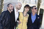 Valencia, España, 2008 el 6 de noviembre, la presentación oficial de la película Quantum of Solace, James Bond
