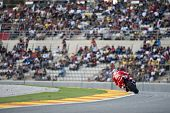 VALENCIA, SPAIN - NOVEMBER 6: MotoGP  Comunitat Valenciana - Casey Stoner - on November 6, 2009 in V
