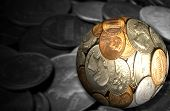 Ball Of Coins