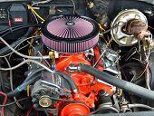 CLASSIC CAR ENGINE