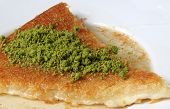 picture of phyllo dough  - Kunefe - JPG