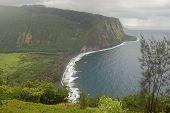 Waipio Valley - Hawaii poster