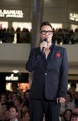 SOUTHAMPTON, UK - SEPT 22: Gok Wan arrives at the West Quay Shopping Centre on September 22, 2011 in Southampton, UK. He is there for the filming of his television show