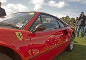 Ormskirk England 28 August 2011 Motorfest Event