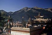 Tibetan Architecture, China