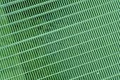 Ultra Green Steel Ground Lattice. Stainless Steel Texture, Background For Web Site Or Mobile Devices poster