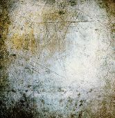 Abstract, Antique,ancient,old Background, Cement, Paint, Wall,stone, Brown,blue, Grunge, Brown,stain poster
