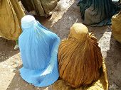 Burqa Beauties