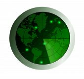 Vigilância de radar