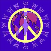 People  Peace In The World