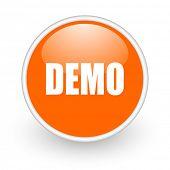 ícone de demo