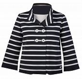 picture of jupe  - women striped jacket - JPG