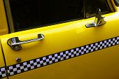 old taxi detail