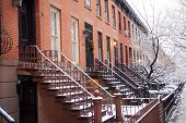 brownstone do Brooklyn