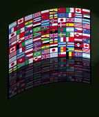 Flags 0F The World