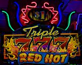 Triple 777 Red Hot