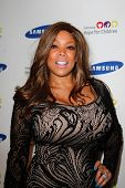 NEW YORK-JUNE 4: TV personality Wendy Williams attends Samsung's Annual Hope for Children gala at the American Museum of Natural History on June 4, 2012 in New York City.