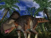 Protoceratops-3D Dinosaur