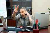 Successful Boss In Work. Take Two!