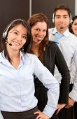 Business Customer Support Team
