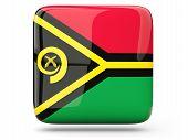 Square Icon Of Vanuatu