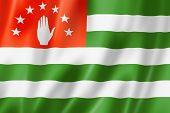Abkhazian Flag