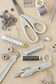 Needlecraft and sewing tools