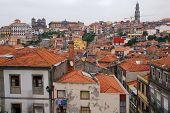 Ribeira de Oporto, Portugal.