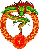 Chinese Zodiac Animal - Dragon