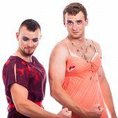 Strong Transvestites