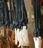 Hanged Seashell Necklace