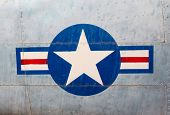 foto of iron star  - symbol of the U - JPG