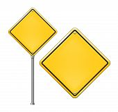 Vector Traffic Sign