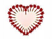 Heart Darts