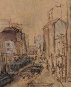 Street Novosbobodskaja