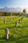 Cemetery For German Soldiers - 2. World War - Slovakia