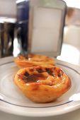 Portuguese Custard Pastry Delicasy