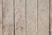 Close Up Texture Of Rough Uncolored Wooden Lining Boards
