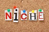 A palavra nicho