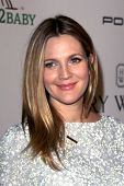 LOS ANGELES - NOV 9:  Drew Barrymore at the Second Annual Baby2Baby Gala at Book Bindery on November