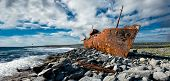 Wreck of the Passey, Ireland