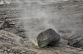Steam and Sulfur Rock