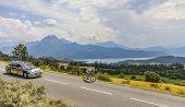 Tour De France Landscape