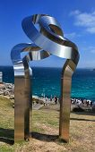 Sculpture By The Sea Exhibit At Bondi