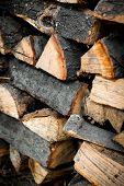 Firewood Detail