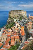 Scilla, Calabria, Ruffo Castle and town