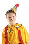 Hamming Clown Kid