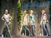 Boutique Fashion Mannequins Display